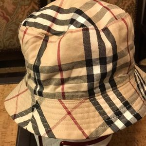 Burberry London Other - Authentic Burberry London bucket hat women small 7666f81823a